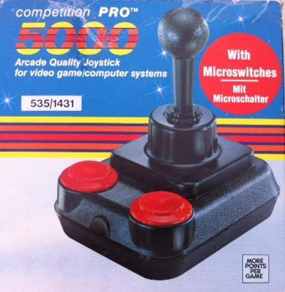 Raspberry Pi joystick