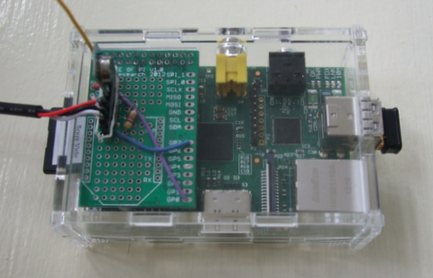 Boxed RPi