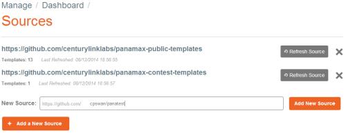 PanamaxSources