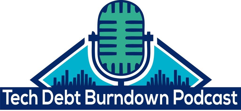 Tech Debt Burndown Podcast Logo